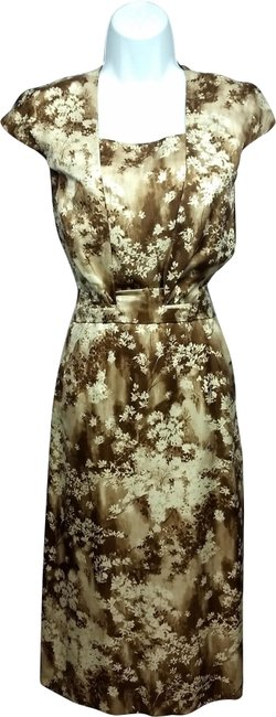 Preload https://img-static.tradesy.com/item/24920346/barneys-new-york-brown-made-in-italy-printed-mid-length-short-casual-dress-size-12-l-0-1-650-650.jpg
