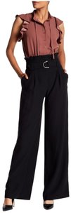 LAMARQUE Boot Cut Pants Black