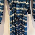 blue print Maxi Dress by Figue Image 4