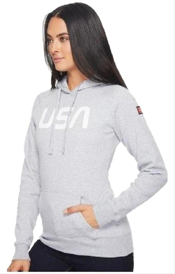 a978ebad8 The North Face Light Grey Heather XL Women's International Collection  Pullover Sweatshirt/Hoodie Size 16 (XL, Plus 0x)