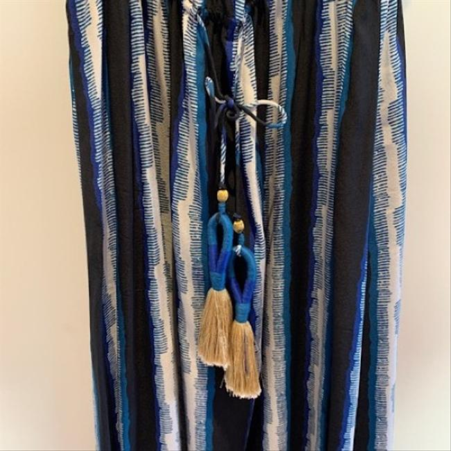 blue print Maxi Dress by Figue Image 1