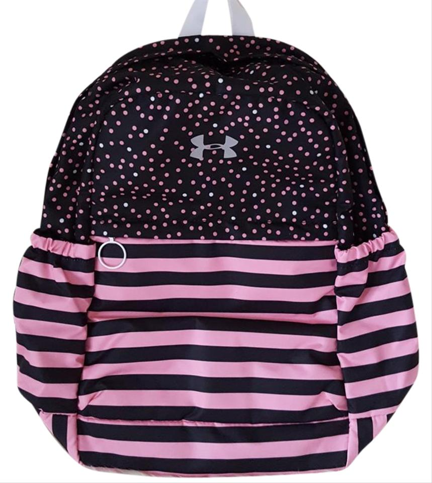 Under Armour Favorite Polka Dots Stripes Polyester Backpack - Tradesy 54d1033887214