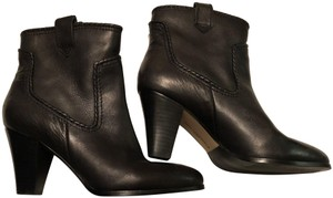 Karl Lagerfeld Provence Black Boots