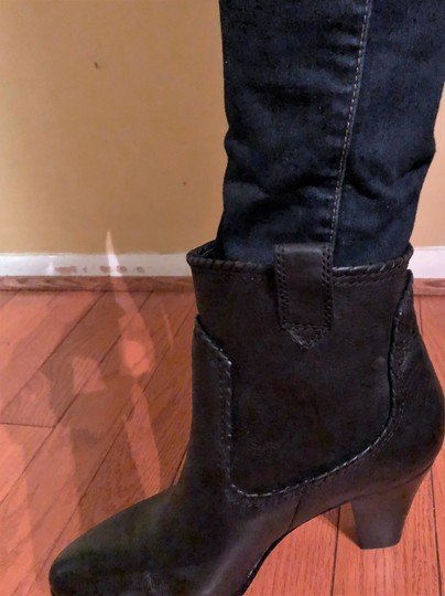 Karl Lagerfeld Provence Black Boots Image 3