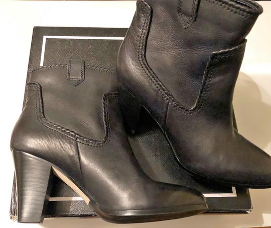Karl Lagerfeld Provence Black Boots Image 4
