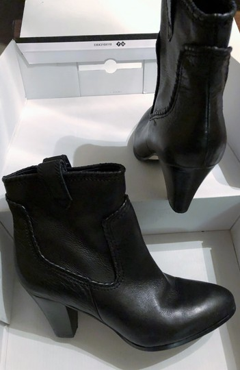 Karl Lagerfeld Provence Black Boots Image 5