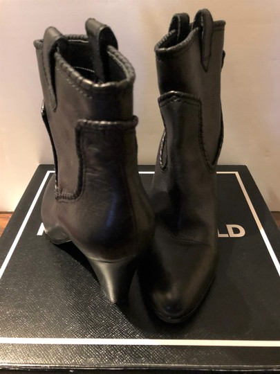 Karl Lagerfeld Provence Black Boots Image 7