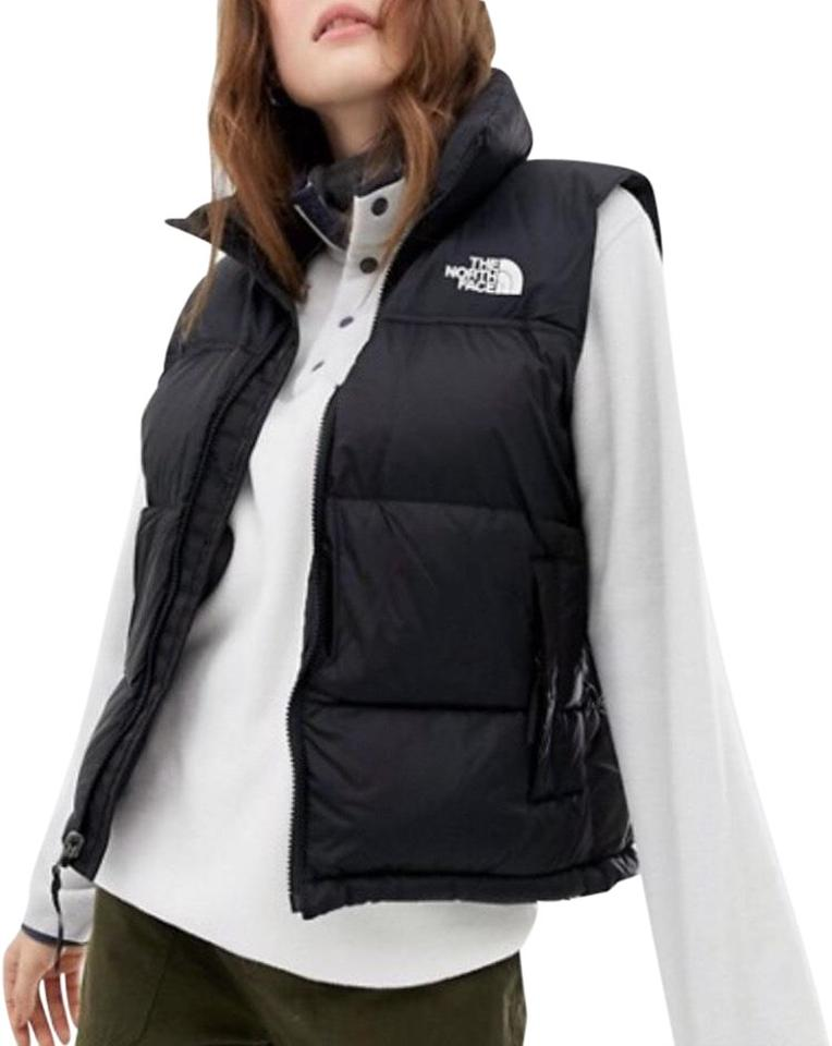 fe449ff854 The North Face Black Women 1996 Retro Nuptse Down 700 Small Vest ...