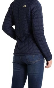 The North Face The North Face Women Thermoball Insulated Full ZIP Jacket In Navy Small