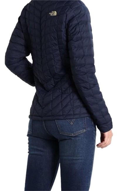 Item - Urban Navy Women Thermoball Insulated Full Zip In Small Activewear Outerwear Size 4 (S)