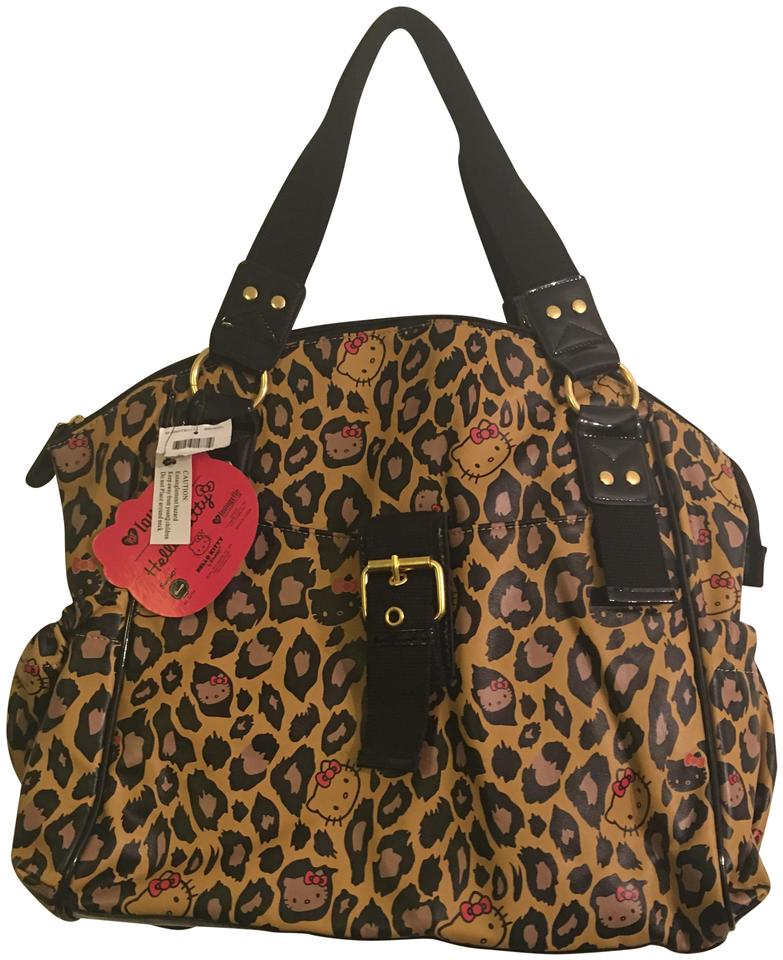 173513afd Hello Kitty Loungefly Multicolor Simulated Leather Hobo Bag - Tradesy