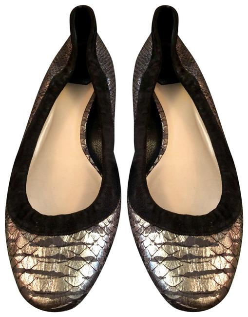 Item - Black / Multi Christian Flats Size EU 40 (Approx. US 10) Regular (M, B)