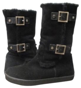 0df2c6f24b670 Tory Burch Shearling Boots - Up to 70% off at Tradesy