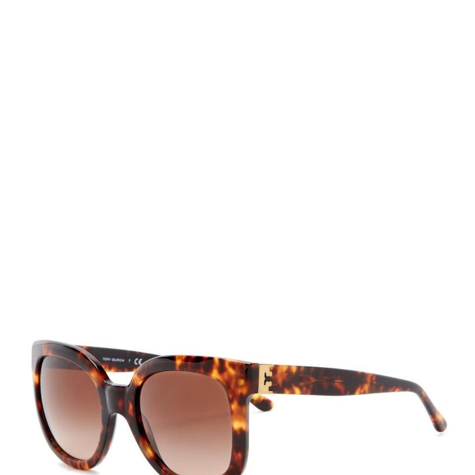 dce0887e3 Tory Burch 54 mm tortoise sunglasses Image 0 ...