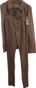 Wilsons Leather Suede Pant Suit
