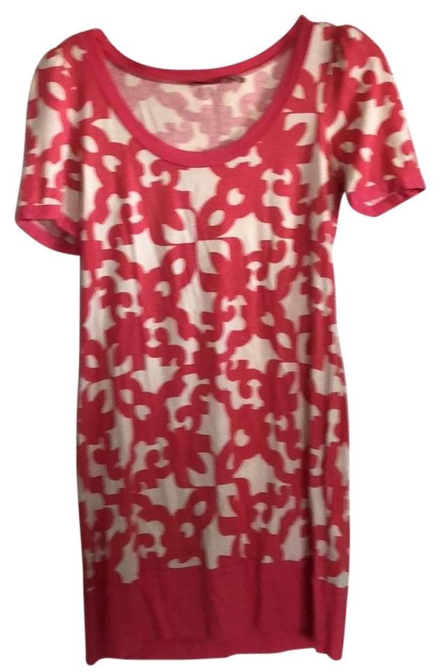 c6a49654 Juicy Couture Persimmon T Short Casual Dress Size 6 (S) - Tradesy