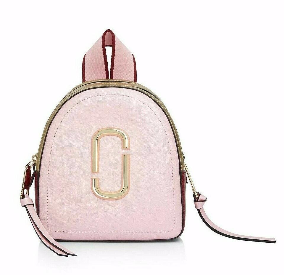 866882a7a9be Marc Jacobs Color-blocking Travel Rugsack Signature Double J Backpack Image  0 ...