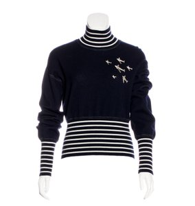 6fac1495906 Chanel Sweaters on Sale - Up to 70% off at Tradesy