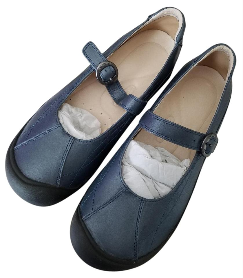 895dd4e4a4 Keen Midnight Blue Toyah Mj Flats Size US 10.5 Regular (M, B) - Tradesy