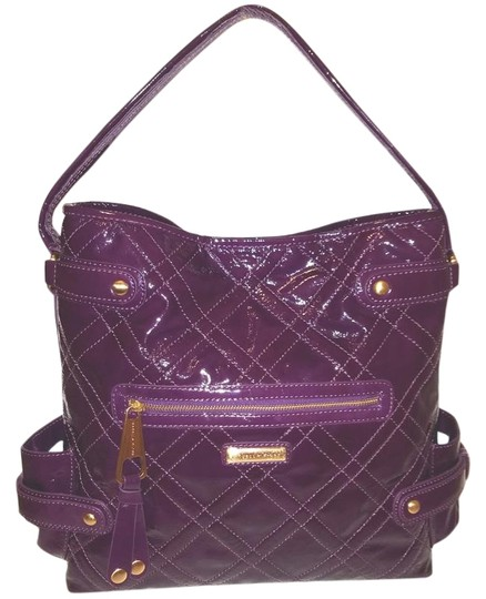 Preload https://img-static.tradesy.com/item/24924765/isabella-fiore-new-extra-large-embossed-handbag-purple-patent-leather-hobo-bag-0-1-540-540.jpg