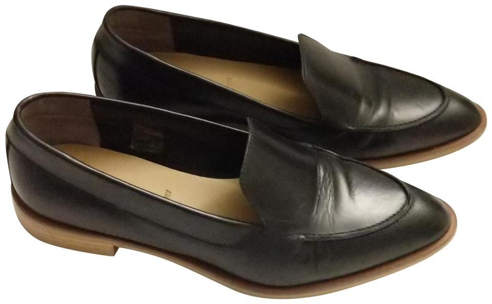 40fa985bb3c Everlane Black The Modern Loafer Flats Size US 8 Regular (M