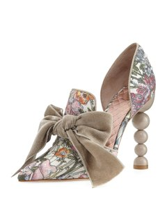 Tory Burch Floral Print Pumps