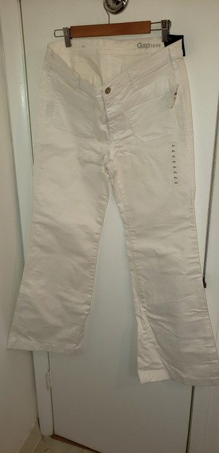 Gap Stretchy Casual Bodycon Flare Leg Jeans Image 1