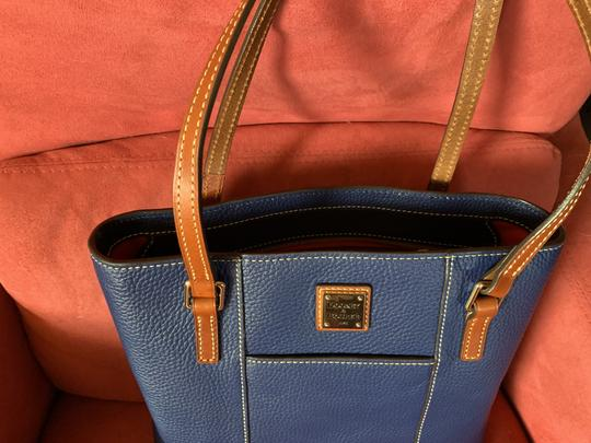 Dooney & Bourke Tote in Blue Image 1