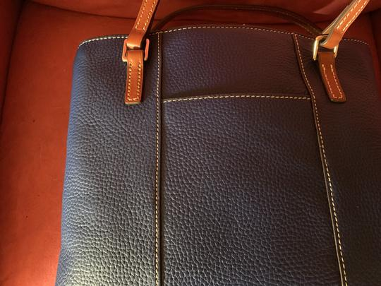 Dooney & Bourke Tote in Blue Image 4