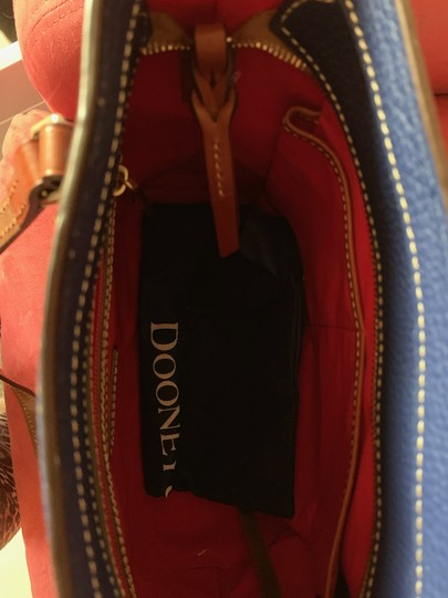 Dooney & Bourke Tote in Blue Image 6