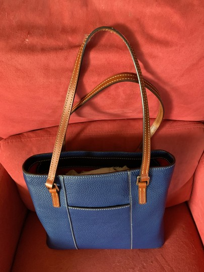Dooney & Bourke Tote in Blue Image 7
