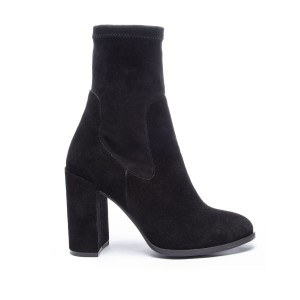 Chinese Laundry black suede Boots