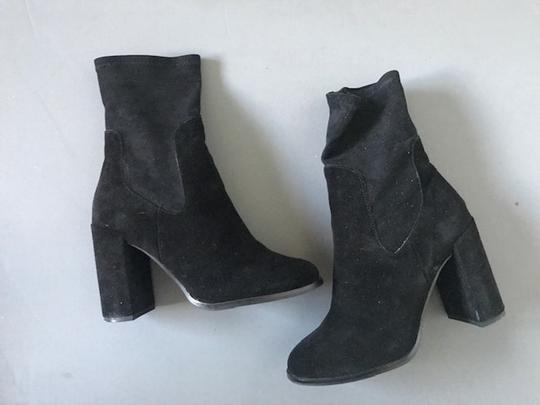 Chinese Laundry black suede Boots Image 2
