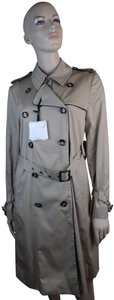 RED Valentino Women Double Breasted Trench Coat
