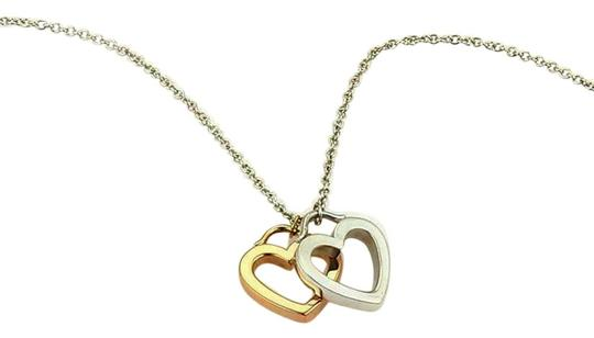 Preload https://img-static.tradesy.com/item/24925158/tiffany-and-co-sterling-18k-gold-2-open-double-hearts-pendant-necklace-0-1-540-540.jpg