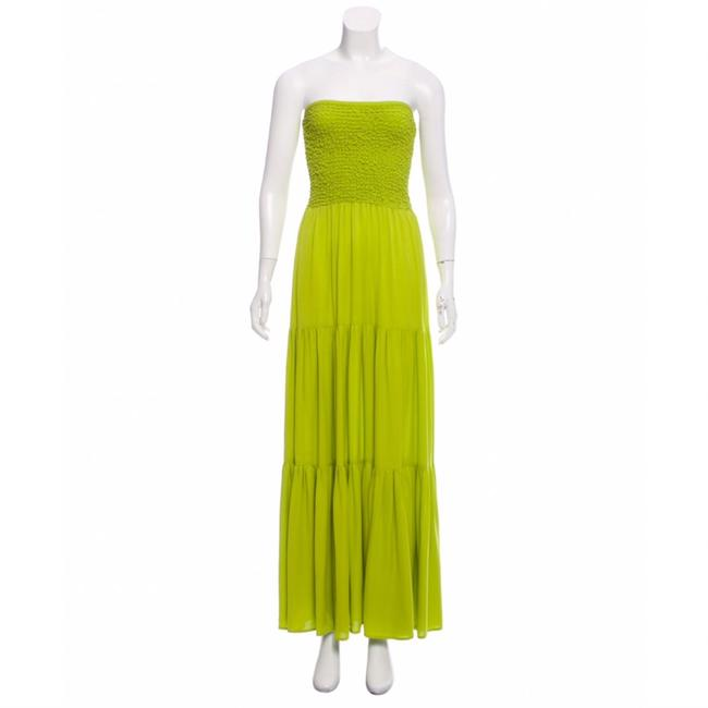 green Maxi Dress by MICHAEL Michael Kors Image 1