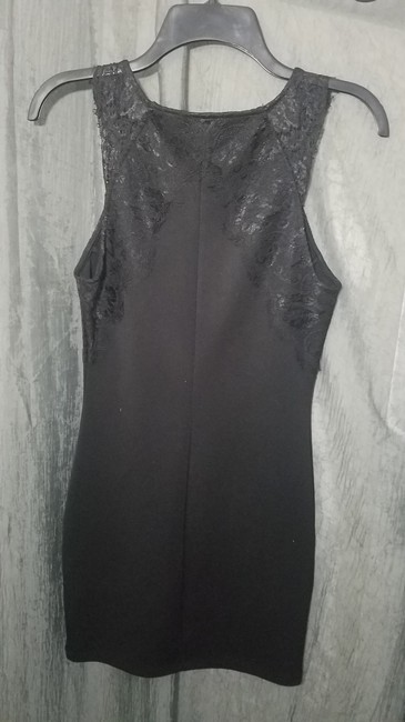 Forever 21 Lace Holiday Party Bodycon Dress Image 1