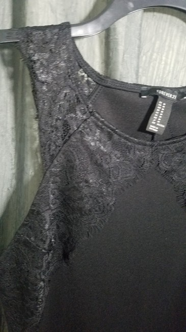 Forever 21 Lace Holiday Party Bodycon Dress Image 4