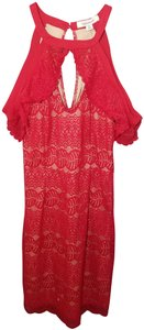 06a35aaad3e1 Red Francesca's Dresses - Up to 70% off a Tradesy