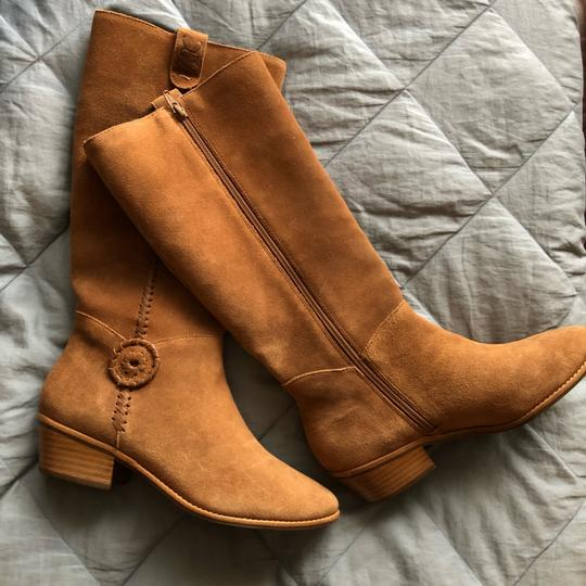 Jack Rogers Tan Boots Image 1