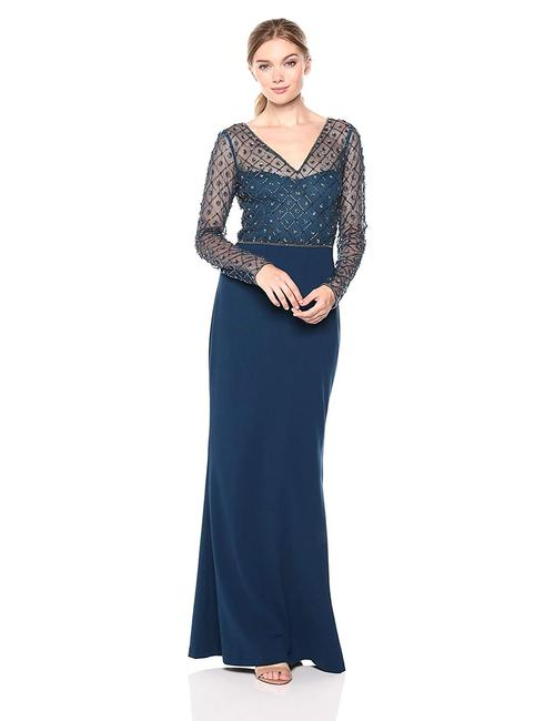 Preload https://img-static.tradesy.com/item/24925791/ag-studio-deep-blue-ap1e203730-long-formal-dress-size-8-m-0-0-650-650.jpg