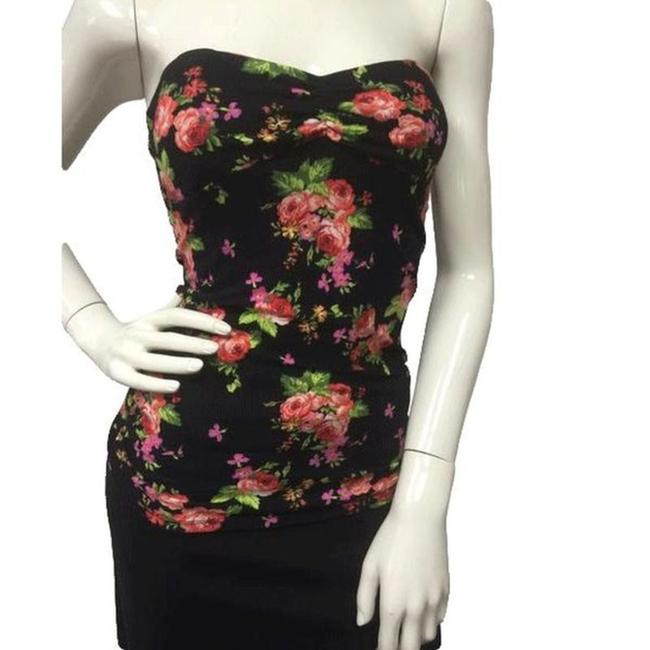 Other Top Black, Red, Pink, Green Image 3