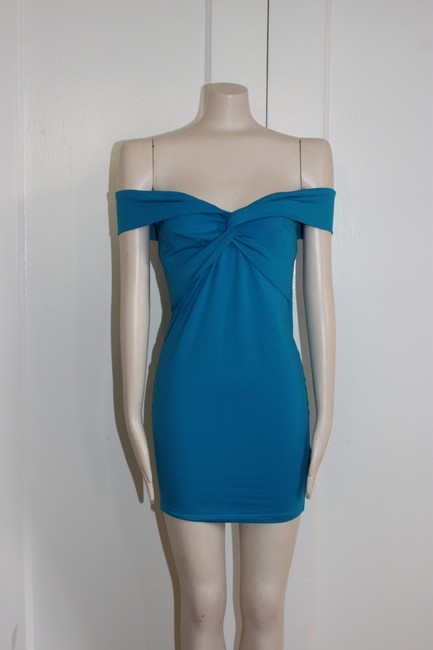 Other Bodycon Off Shoulder Yumi Night Out Summer Dress Image 3