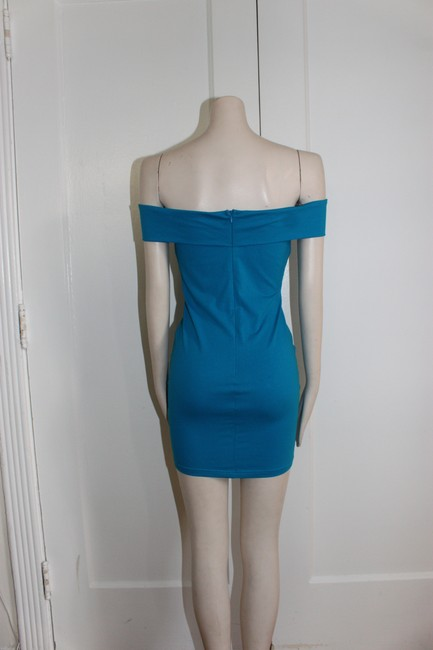 Other Bodycon Off Shoulder Yumi Night Out Summer Dress Image 5