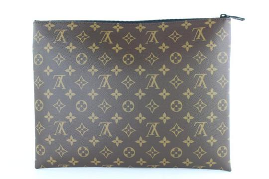 Louis Vuitton Virgil Lv Supreme Abloh Off-white Ss19 Wristlet in Brown Image 10