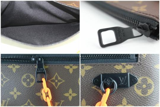 Louis Vuitton Virgil Lv Supreme Abloh Off-white Ss19 Wristlet in Brown Image 2