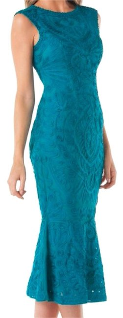 Preload https://img-static.tradesy.com/item/24926364/js-collections-teal-soutache-lace-mid-length-formal-dress-size-4-s-0-1-650-650.jpg