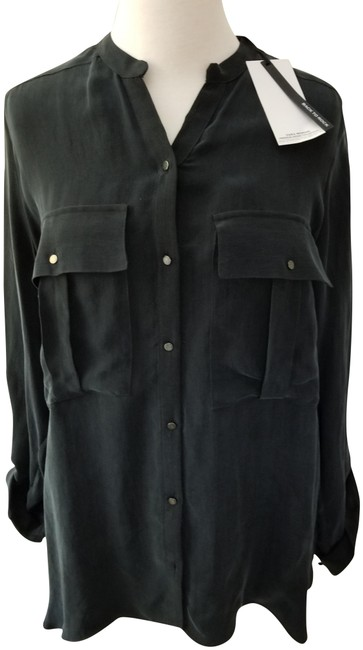 Preload https://img-static.tradesy.com/item/24926417/zara-black-cupro-premium-denim-collection-button-down-top-size-12-l-0-1-650-650.jpg