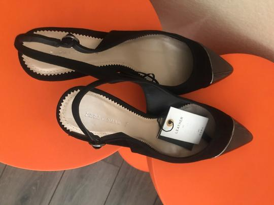 zara black Pumps Image 3