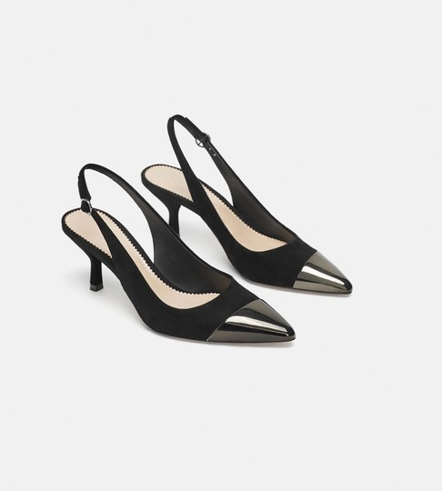 zara black Pumps Image 5